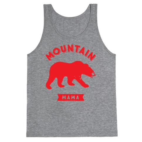 Mountain Mama Tank Top