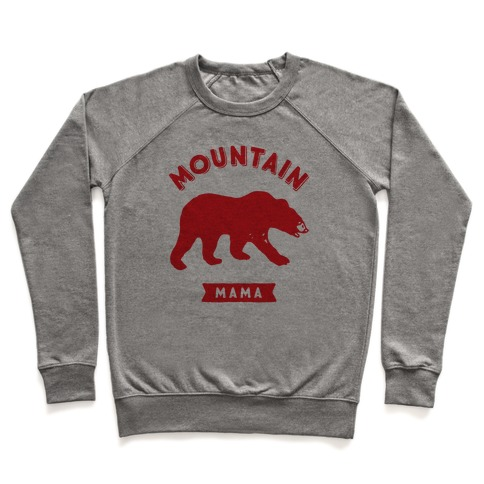 Mountain Mama Pullover