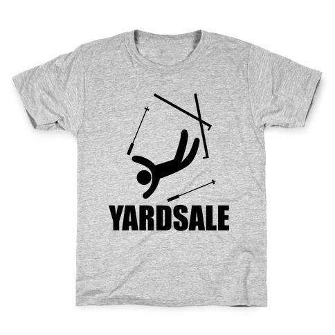 Yard Sale Kids T-Shirt