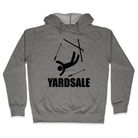 Yard Sale Hooded Sweatshirt