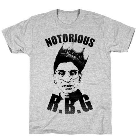 Notorious R.B.G. Mens T-Shirt