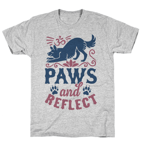 Paws And Reflect (Dog)