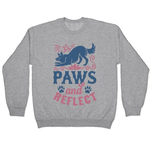 Paws And Reflect (Dog) Pullover