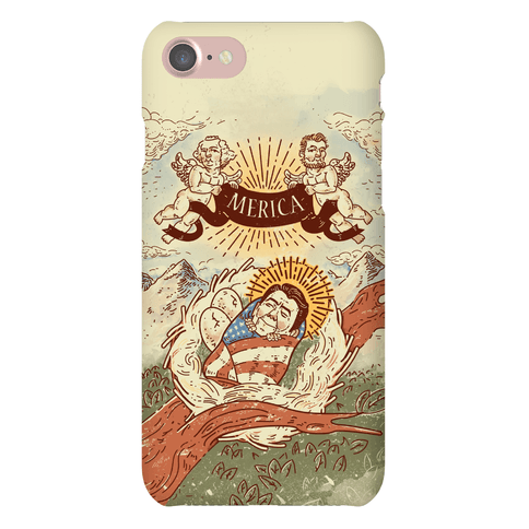 Sweet Baby Reagan Phone Case