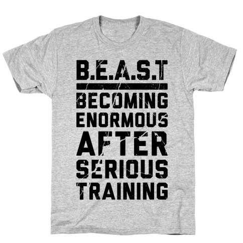 B.E.A.S.T T-Shirt