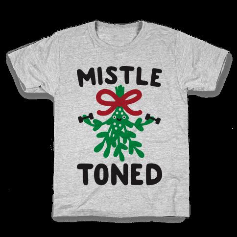 MistleTONED Kids T-Shirt