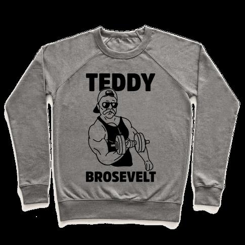 Teddy Brosevelt Pullover