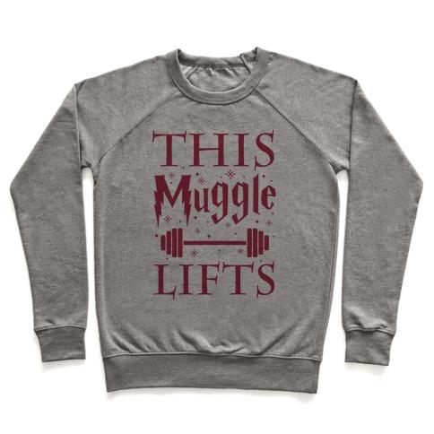 This Muggle Lifts Pullover