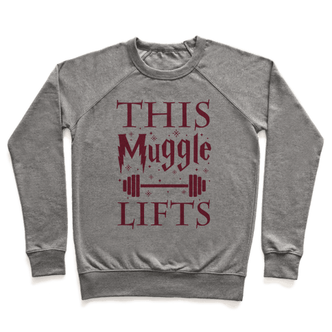This Muggle Lifts Pullover