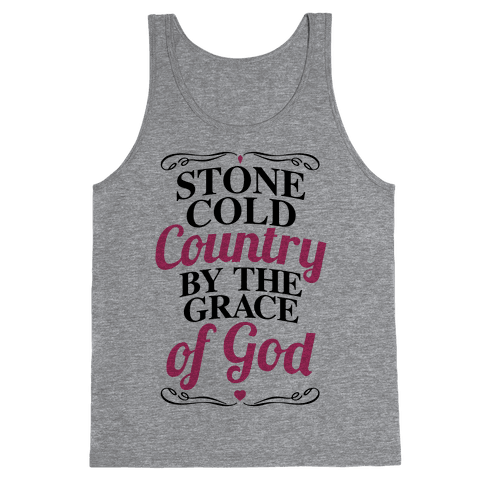 Stone Cold Country Tank Top