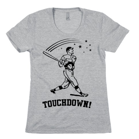 Touchdown Womens T-Shirt