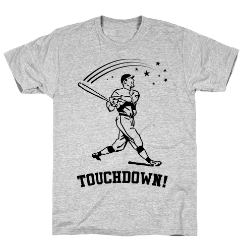 Touchdown Mens/Unisex T-Shirt