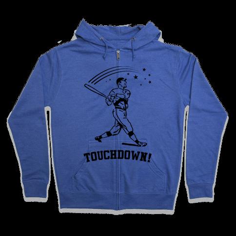 Touchdown Zip Hoodie