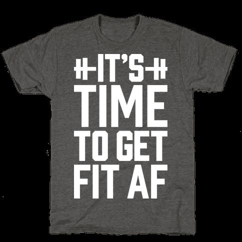 It's Time To Get Fit AF
