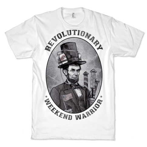 Revolutionary Weekend Warrior