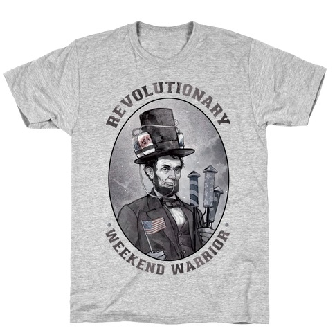 Revolutionary Weekend Warrior T-Shirt