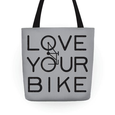 Love Your Bike Tote