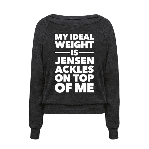 Ideal Weight (Jensen Ackles)