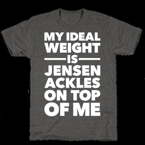 Ideal Weight (Jensen Ackles)