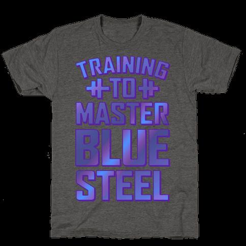Training to Master Blue Steel