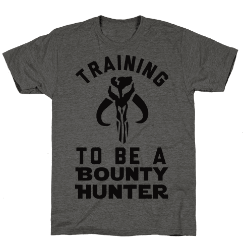 bounty hunter training