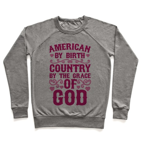 American Country Pullover