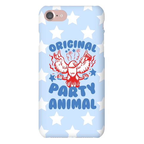 Original Party Animal Phone Case