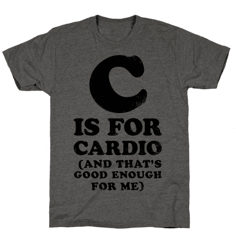 C is for Cardio