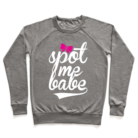 Spot Me Babe (Hers) Pullover