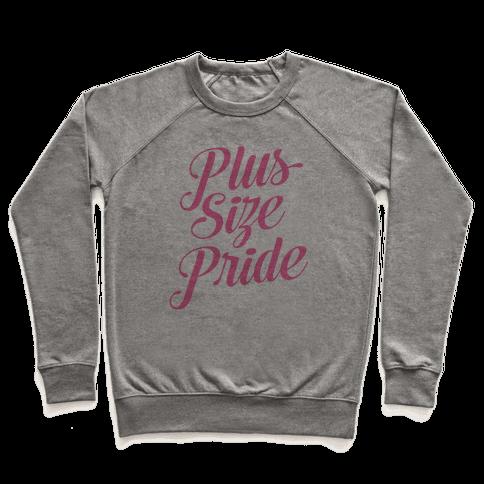 Plus Size Pride Pullover
