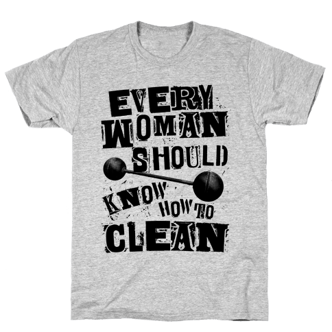 Every Woman Should Know How to Clean Mens T-Shirt