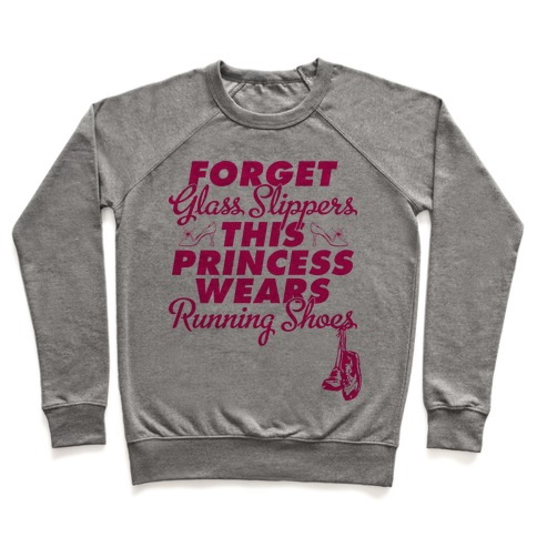 Forget Running Shoes (Tank) Pullover