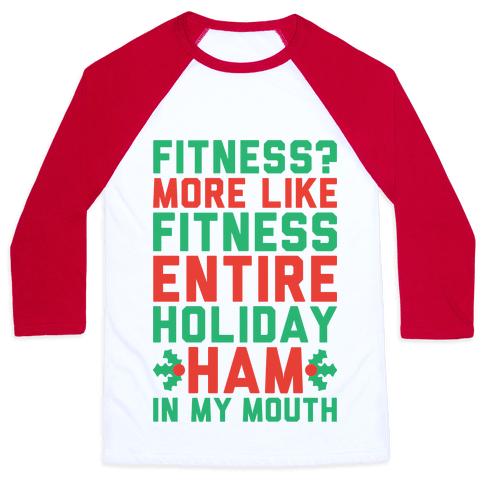 Fitness Entire Holiday Ham In My Mouth