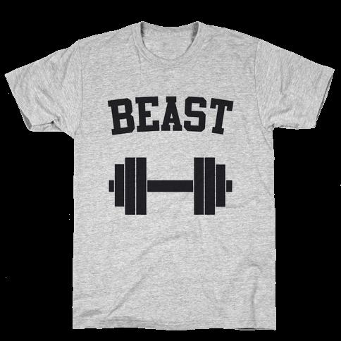 Beast Mens T-Shirt