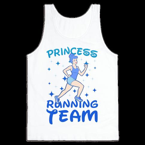 Princess Running Team (Blue)