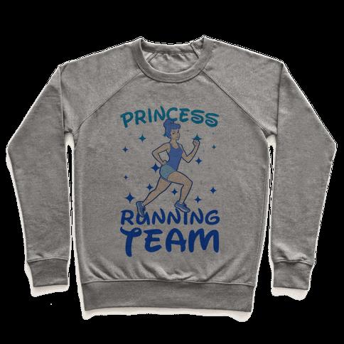 Princess Running Team (Blue) Pullover