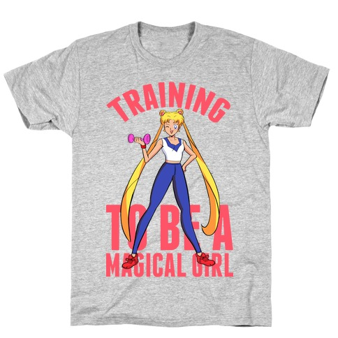 Training To Be A Magical Girl T-Shirt