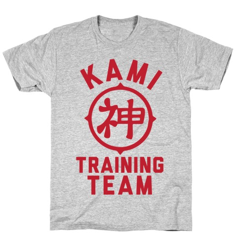 Kami Training Team T-Shirt