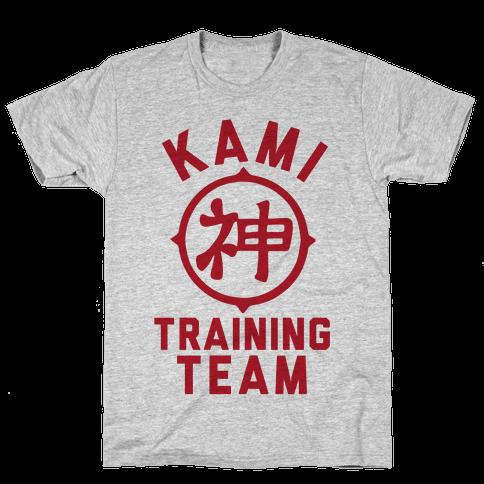 Kami Training Team Mens T-Shirt