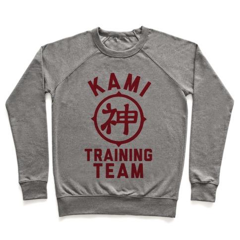 Kami Training Team Pullover