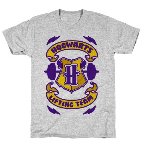 Hogwarts Lifting Team T-Shirt