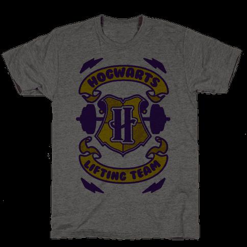 Hogwarts Lifting Team