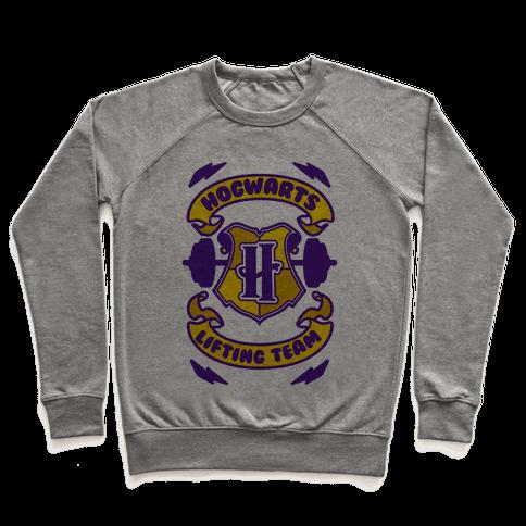 Hogwarts Lifting Team Pullover