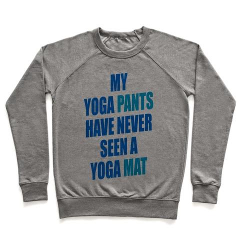 Yoga Pants (tank) Pullover