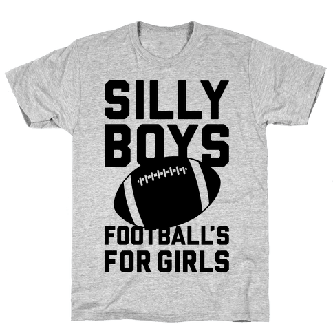 Silly Boys Mens T-Shirt