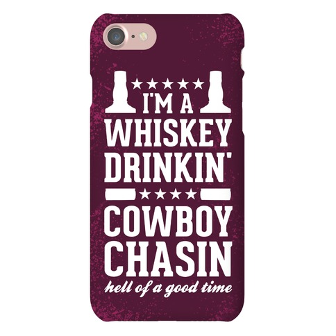 One Hell of a Good Time Phone Case