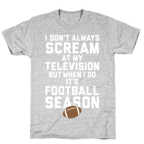Football Season T-Shirt