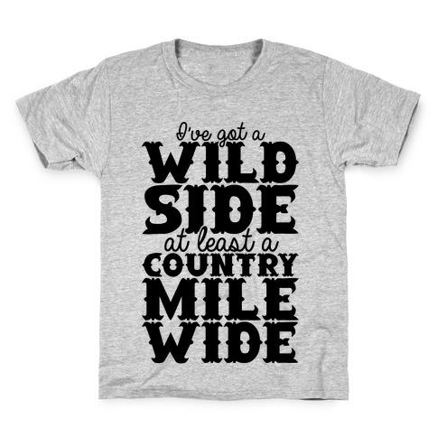 Wild Side Kids T-Shirt