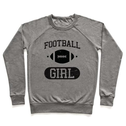 Football Girl Pullover