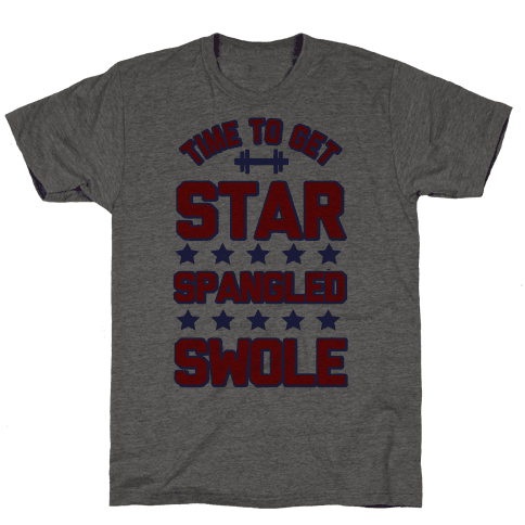 Star Spangled Swole